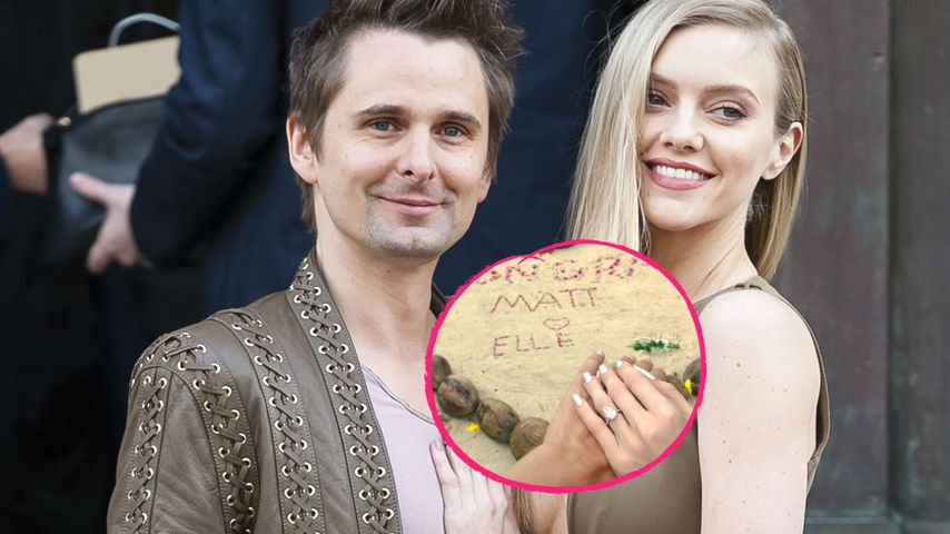 Nach Kate Hudson: Muse-Frontmann Matthew ist verlobt!