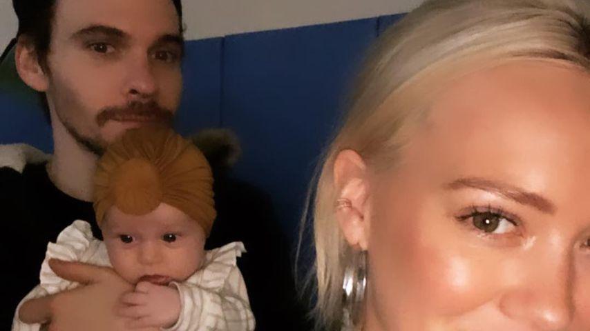 Matthew Koma, Hilary Duff und ihre gemeinsame Tochter Banks