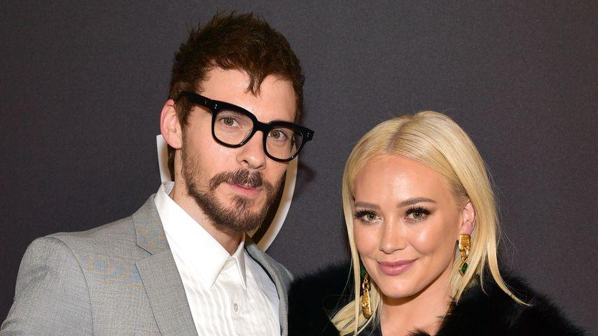 Matthew Koma und Hilary Duff im Januar 2019
