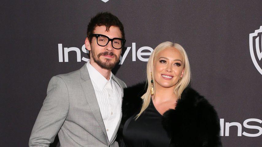 Matthew Koma und Hilary Duff im Januar 2019 in Beverly Hills