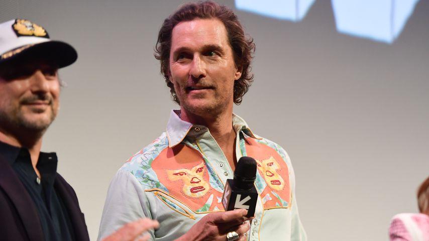 """Matthew McConaughey bei der """"Beach Bum""""-Premiere"""