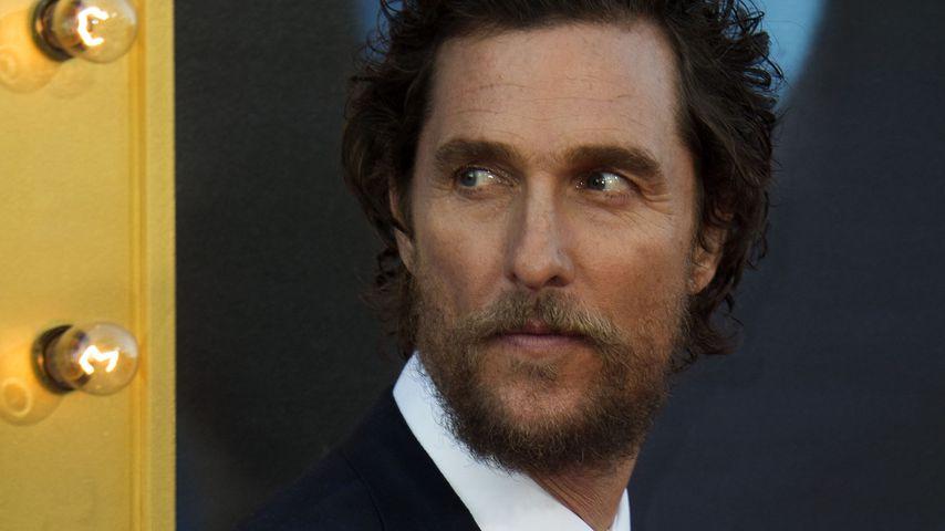 Spitznamen-Verbot: Matthew McConaughey wird nie Matt genannt