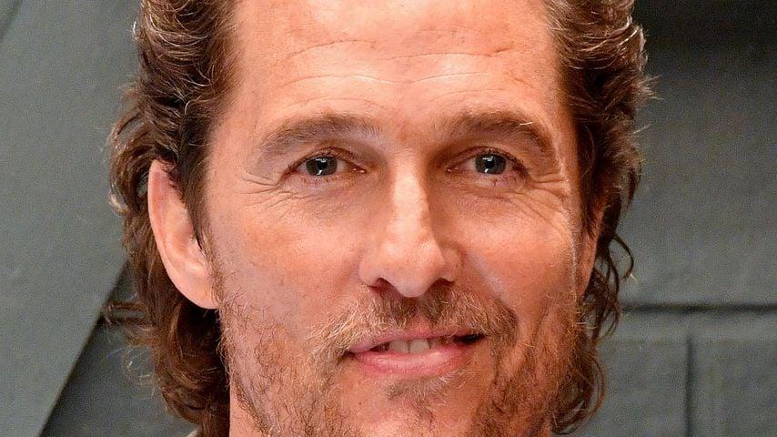 Matthew McConaughey hatte mal ein Date mit Janet Jackson