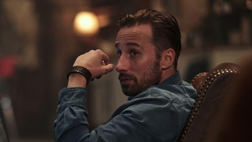 "Matthias Schoenaerts in ""The Old Guard"""