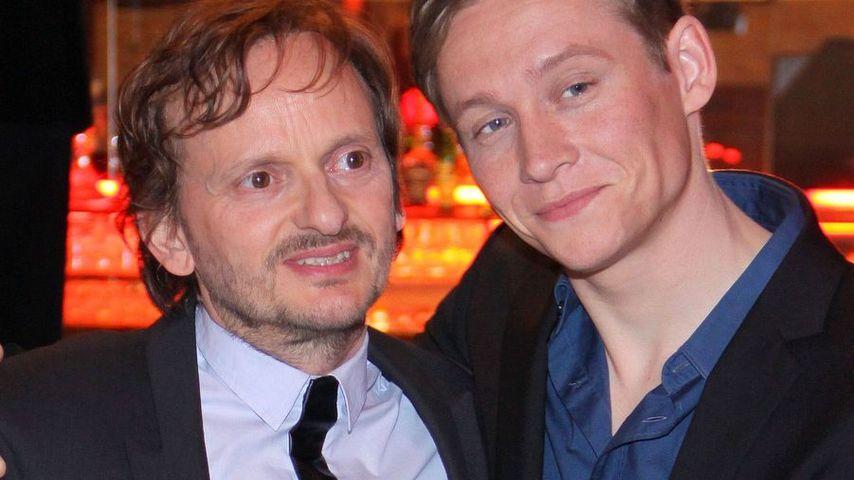 Matthias Schweighöfer vergöttert seinen Co-Star