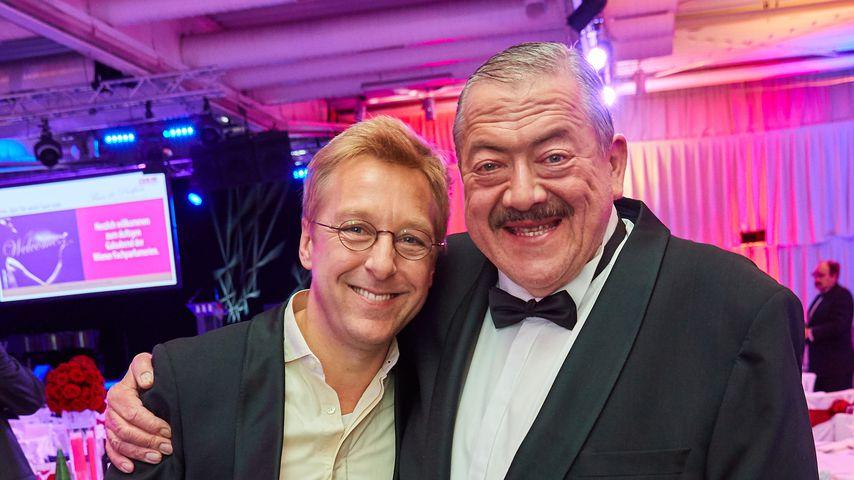 """""""Die Rosenheim-Cops""""-Stars Max Müller und Joseph Hannesschläger"""
