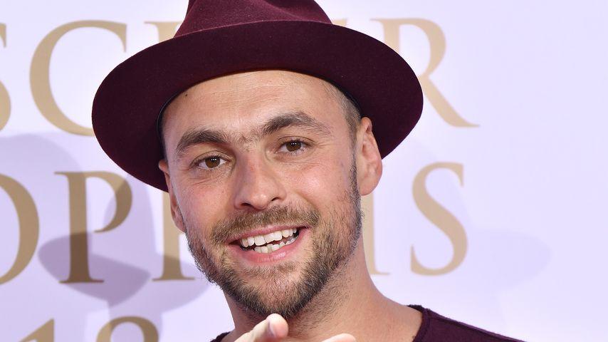 Max Mutzke beim Deutschen Radiopreis 2018
