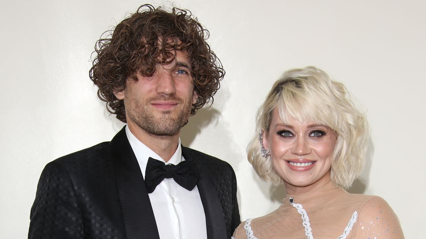 Max Rogers und seine Frau Kimberly Wyatt bei den World Fashion Awards
