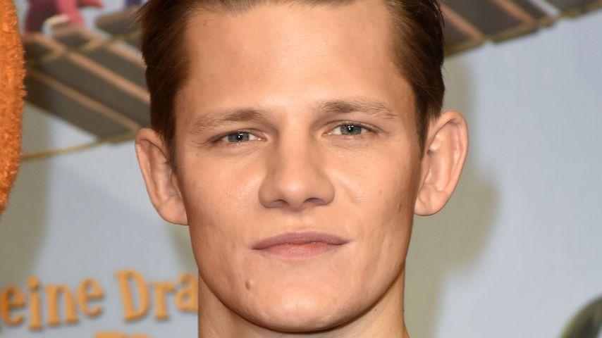 Max von der Groeben, Schauspieler