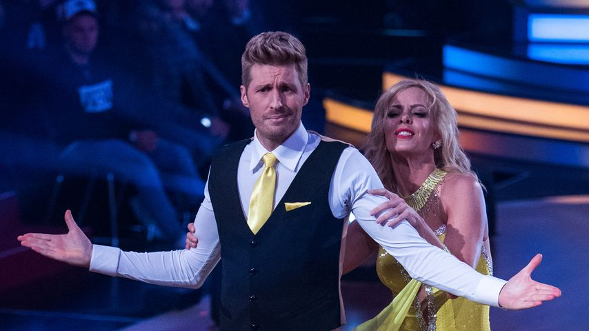 "Maxi Arland und Isabel Edvardsson bei ""Let's Dance"" 2017"