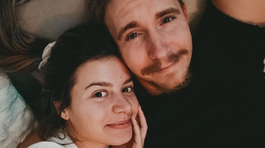 David Friedrich leidet: Er hält Diät, seine Freundin snackt