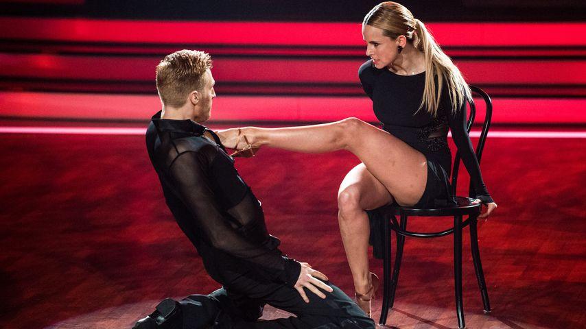 "Maximilian Arland und Sarah Latton bei ""Let's Dance"" in Köln 2017"