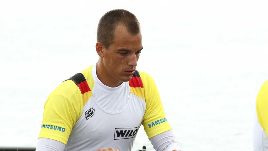 Maximilian Reinelt, Deutschland-Achter-Teilnehmer