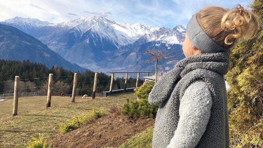 Maya Podolski im Dezember 2018