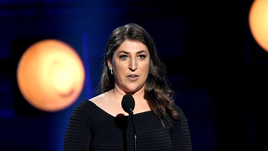 """Mayim Bialik bei den """"Critics' Choice Awards"""" 2019"""