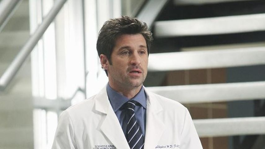 "Beef am ""Grey's Anatomy""-Set? Patrick Dempsey redet Klartext"