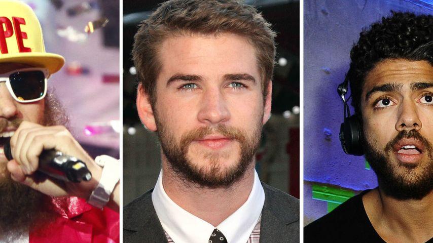 Hipster machten es vor: Man(n) trägt wieder Bart