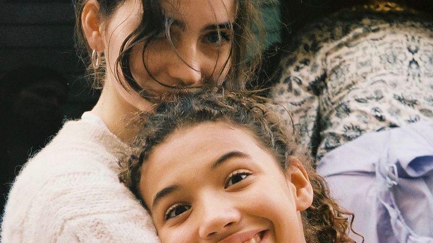 Meadow Walker und Vin Diesels Tochter Hanina
