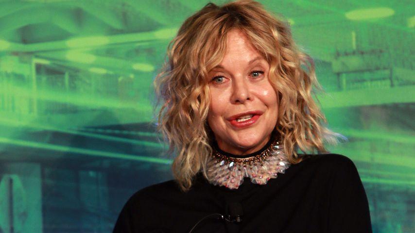 Ach, du Schreck! Diese Botox-Queen soll Meg Ryan sein?
