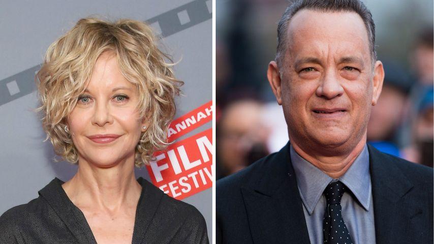 """""""Ithaca"""": Traum-Duo Meg Ryan & Tom Hanks wieder vereint!"""