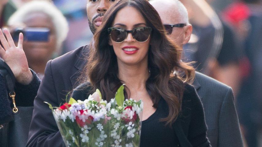 Opa plaudert aus: Megan Fox bekommt ihren 3. Sohn!