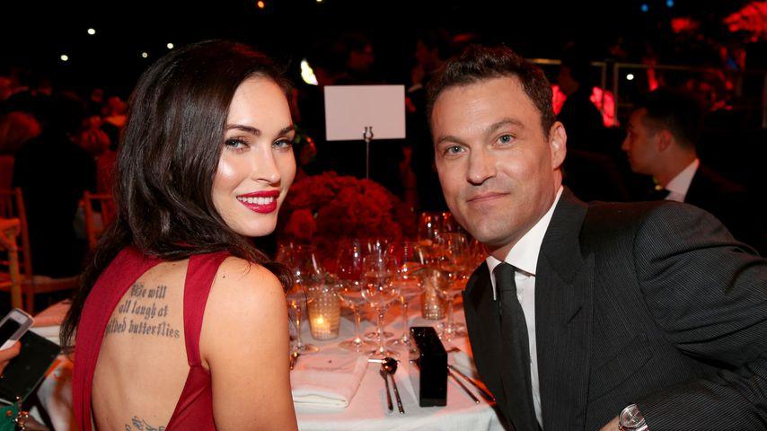 Kümmert Megan Fox' Mann Brian sich nicht um seinen Sohn?