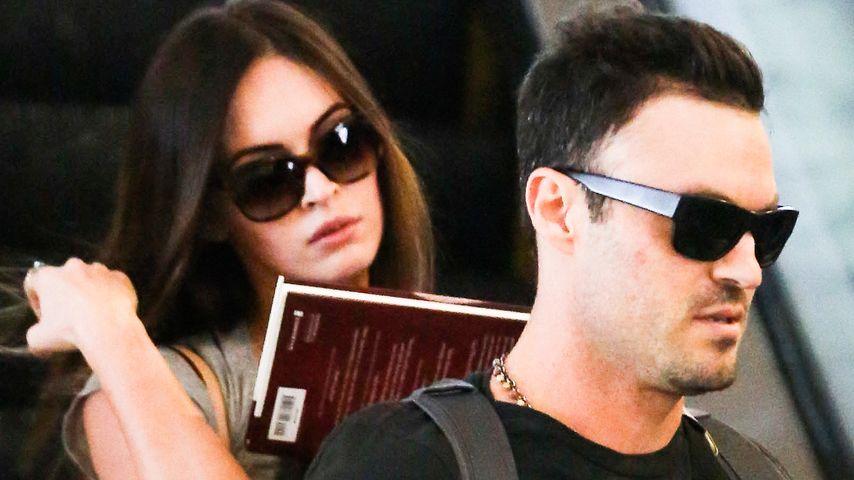 Megan Fox & Brian: Darum wird 3. Baby ihre Ehe nicht retten
