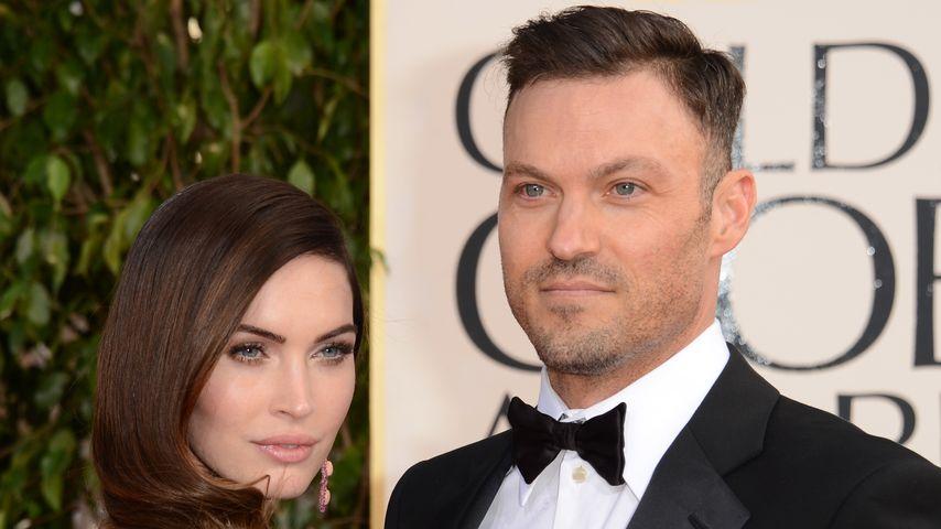 Komplett-Verwirrung: Was treiben Megan Fox & Brian denn nur?