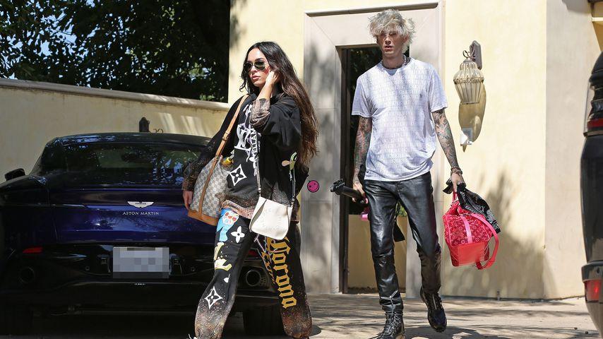 Megan Fox und Machine Gun Kelly