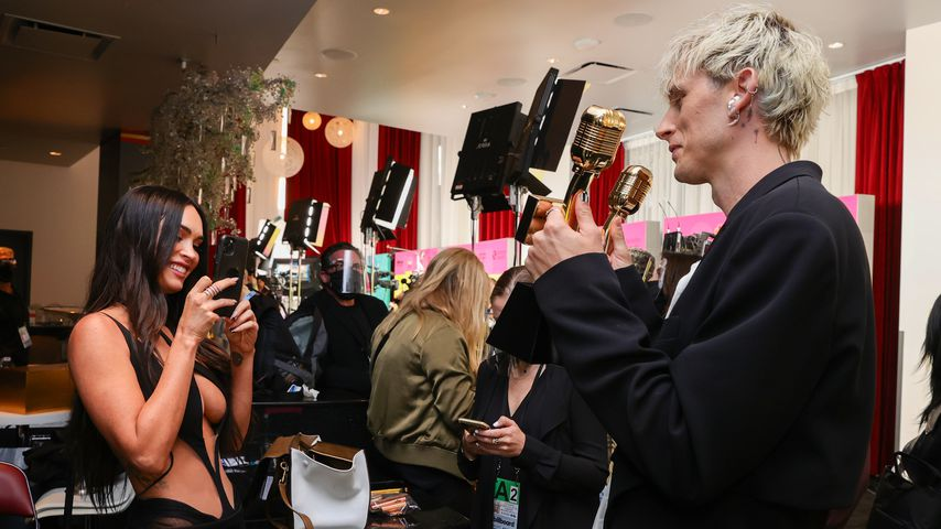 Megan Fox und Machine Gun Kelly, Mai 2021