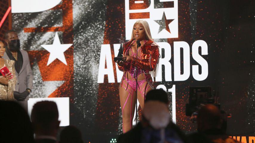 Megan Thee Stallion bei den BET-Awards