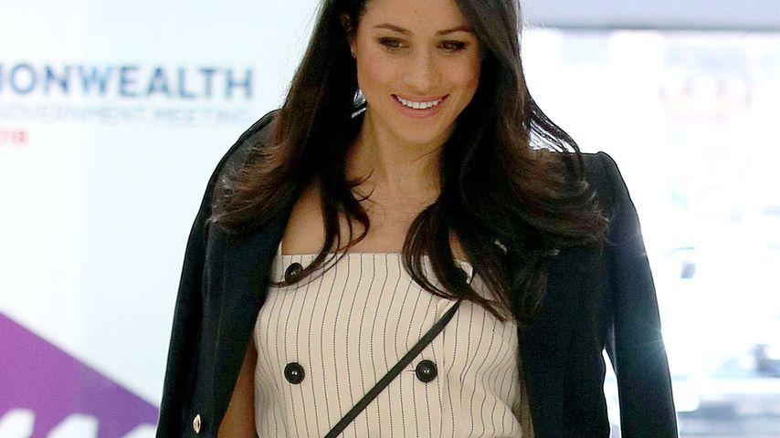 Meghan Markle, US-Schauspielerin