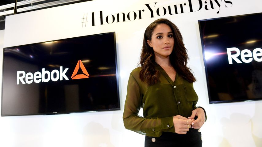 Meghan Markle in beim Reebok Honor Your Days-Event 2016