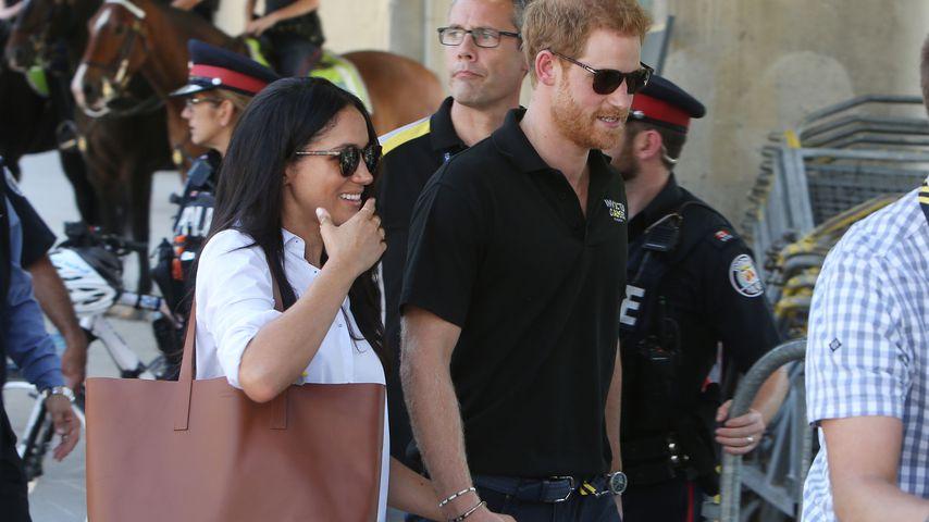 Harry & Meghan: Diese Hinweise sprechen für eine Verlobung!