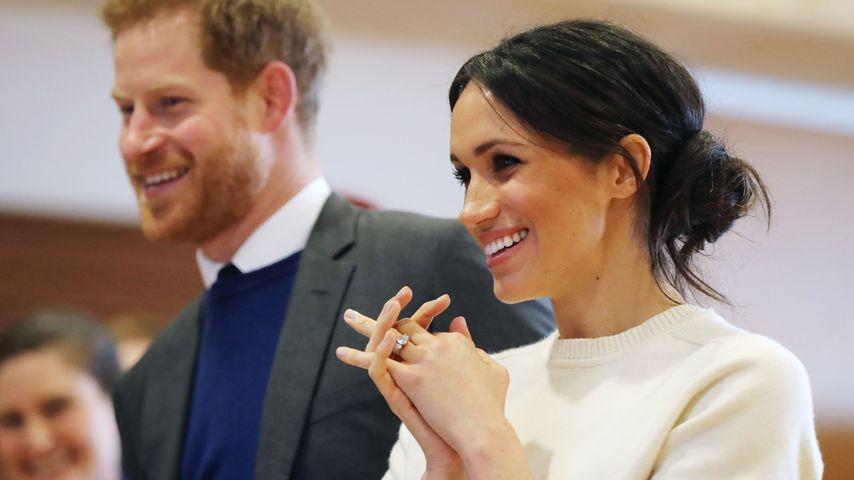 Für seine Meghan: Prinz Harry lässt die Finger vom Alk!