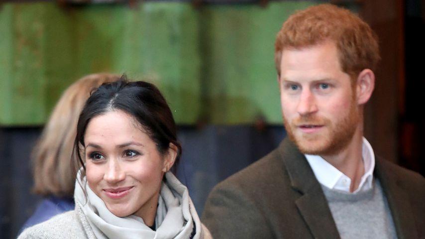 Harry & Meghans Heirat: Darum könnte alles noch schiefgehen