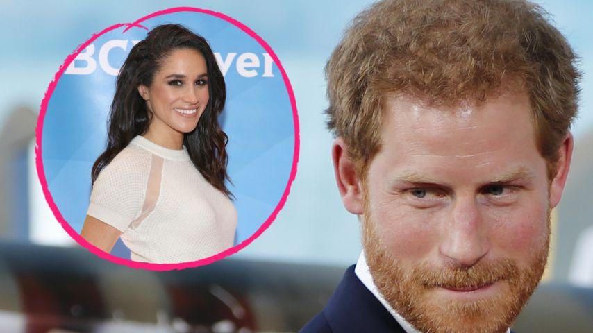 Prinz Harry & Meghan: Am Wochenende 1. Paar-Auftritt?