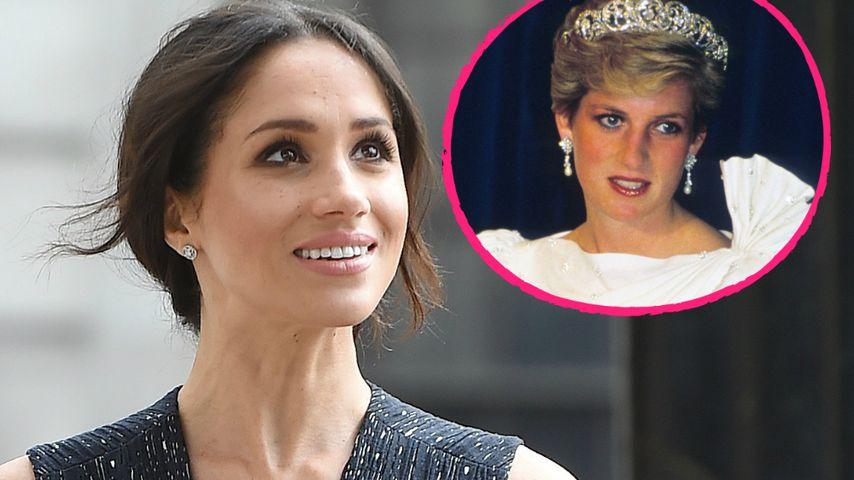 Designerin überzeugt: Meghan trägt ein Diadem von Diana!