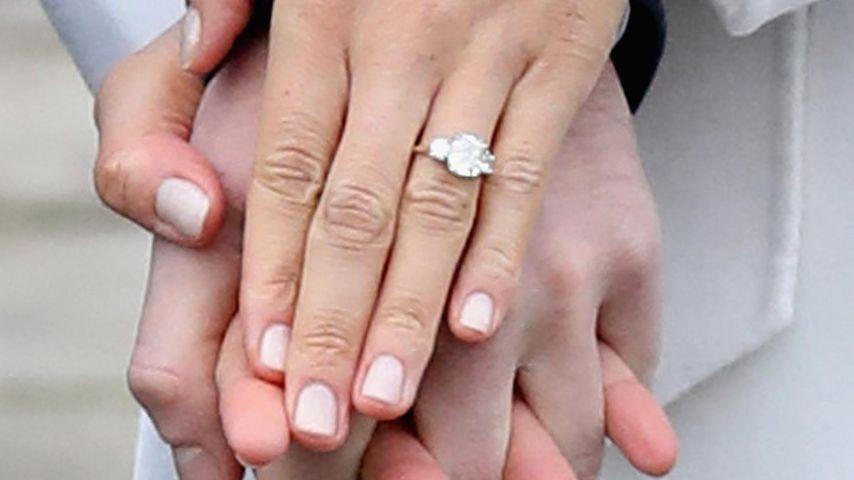 Meghan Markles Verlobungsring