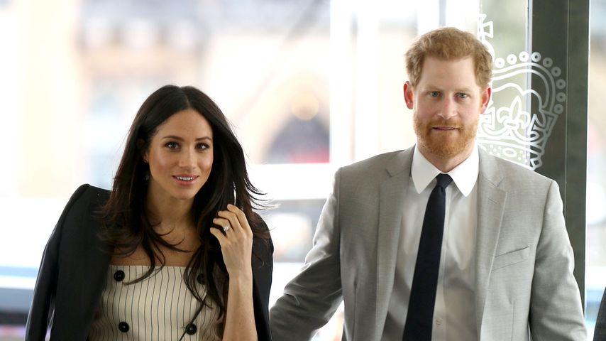 Vor Hochzeit: Keine Auftritte mehr von Meghan und Harry!