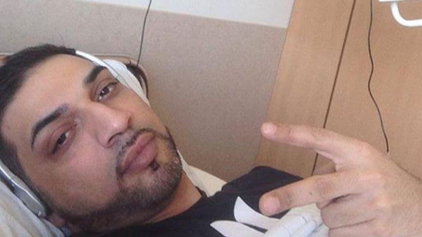 OP-Aufklärung? Mehrzad Marashi sendet Klinik-Grüße