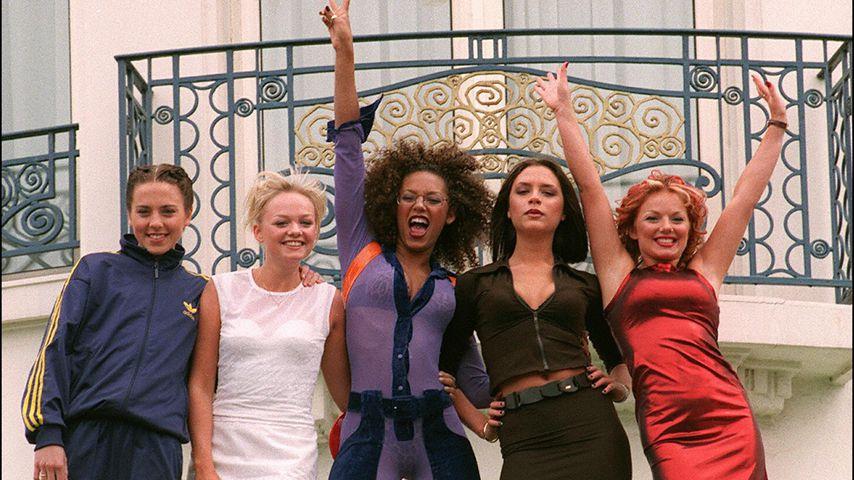 Alle fünf Mädels dabei: Die Spice Girls feiern ihr Comeback!
