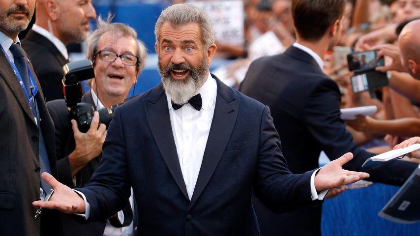 Schon zum 9. Mal: Mel Gibson (60) wird wieder Vater!