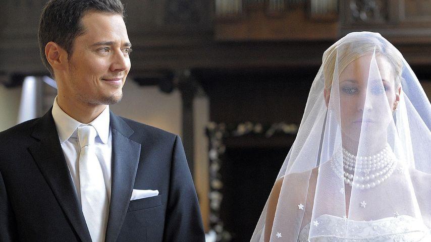 Verbotene Liebe-Hochzeit: So schön ist das Paar!