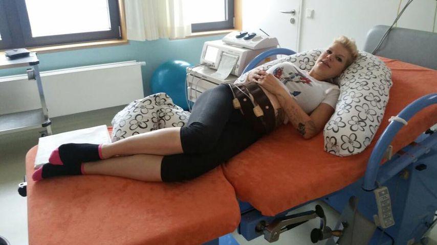 Zu viel Stress? Schwangere Melanie Müller im Krankenhaus!