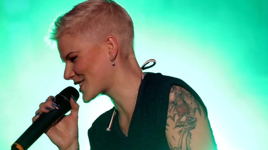 Melanie Müller 2019 in Nürnberg