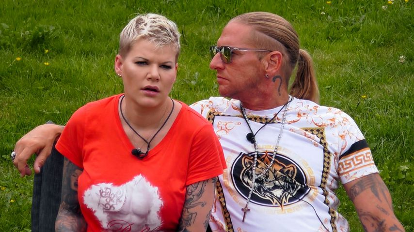 """Melanie Müller und Don Francic bei """"Like Me – I'm Famous"""""""