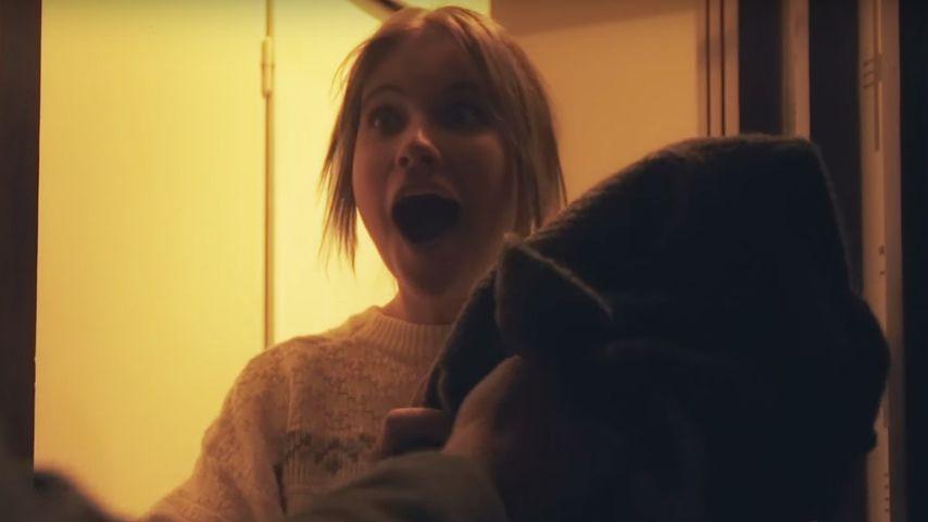 Geheim-Besuch in Island! Mega-Überraschung für Melina Sophie