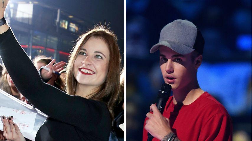 Unglaublich: YouTube-Melina hat Justin Bieber getroffen!