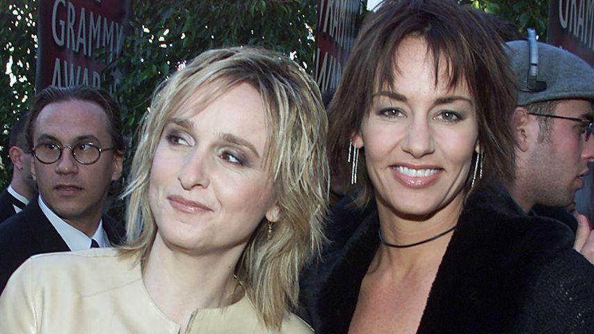 Melissa Etheridge und Julie Cypher, 2000
